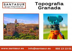 Topografia Granada al Mejor precio