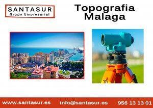Topografia en malaga