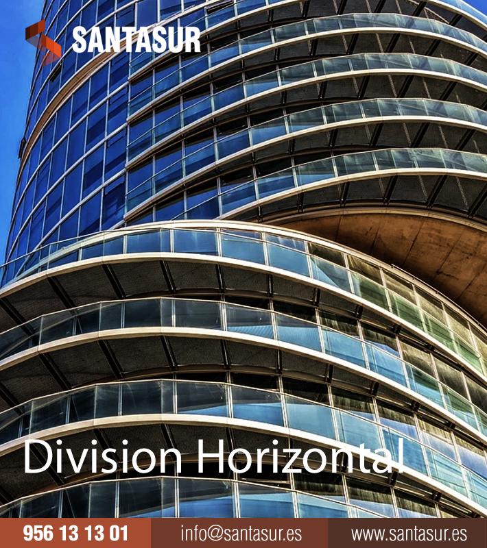División Horizontal
